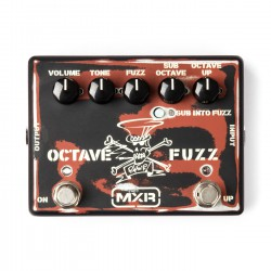 MXR SF01 Slash Ocatve Fuzz