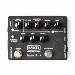 MXR Bass Distortion DI +