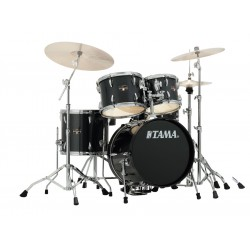 "Tama Imperialstar 18"" Bass Drum Kit  Hairline Black IP58H6N"