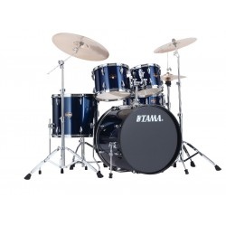 "Tama Imperialstar 18"" Bass Drum Kit  Midnight Blue IP58H6N"