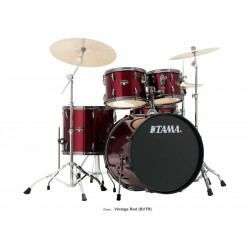 "Tama 20"" Bass Drum Kit Vintage Red IP50H6N"