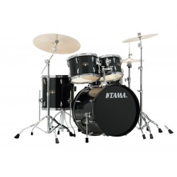 "Tama Imperialstar 20"" Bass Drum Kit Hairline Black IP50H6N"