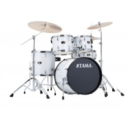 "Tama Imperialstar 20"" Bass Drum Kit Sugar White IP50H6N"