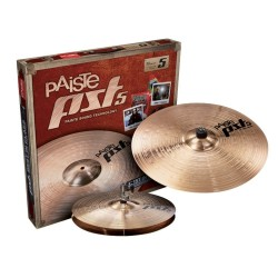 Paiste PST5 Essential Light Cymbal Set