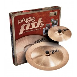 Paiste PST5 Effects Cymbal Set