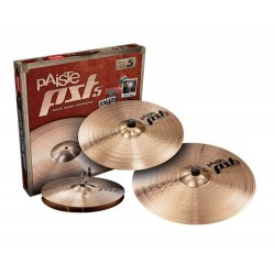 Paiste PST5 Rock (Heavy) Cymbal Set