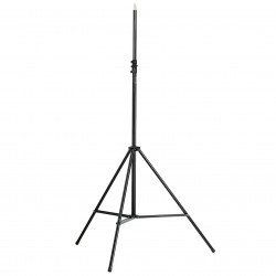 K&M 21411 Overhead Microphone Stand Black