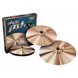 Paiste PST7 Rock (Heavy) Cymbal Set