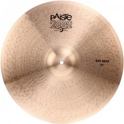 "Paiste 19"" 2002 Black Big Beat Cymbal"