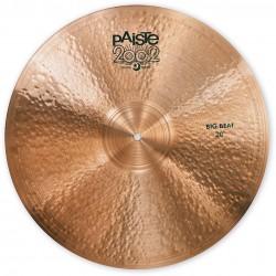 "Paiste 20"" 2002 Black Big Beat Cymbal"