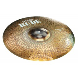 "Paiste 18"" Rude Basher Crash Ride"