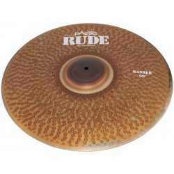 "Paiste 20"" Rude Basher Crash Ride"