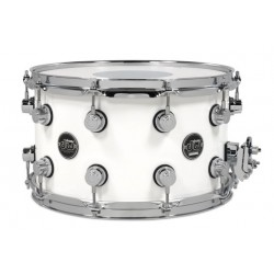 "DW 14x8"" Performance Maple White Ice"
