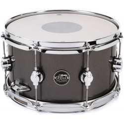 "DW 13x7"" Performance Maple Gun Metal Metallic"