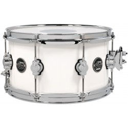 "DW 13x7"" Performance Maple White Ice"
