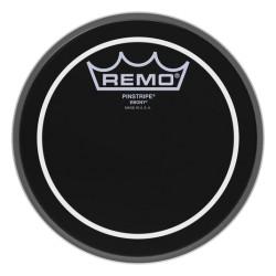 "Remo 8"" Pinstripe Ebony"