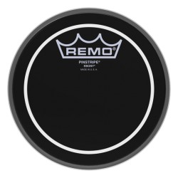 Remo Pinstripe Ebony