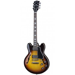 Gibson ES-339 Sunset Burst