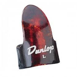 Dunlop 9020R Shell Fingerpicks Large