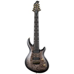 ESP LTD JR-608 FADED BLUE SUNBURST