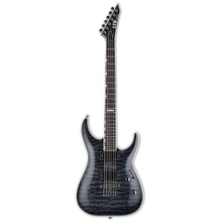 ESP LTD MH-1001NT SEE THRU BLACK