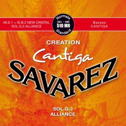 Savarez Creation Cantiga 510MR