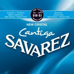 Savarez New Cristal Cantiga 510CJ