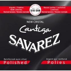 Savarez New Cristal Cantiga Polie 510CRH