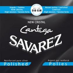 Savarez New Cristal Cantiga Polie 510CJH