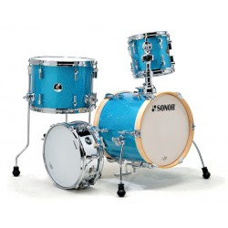 Sonor SSE 13 Martini 4pc SPC1 Turquois Galaxy Sparkle