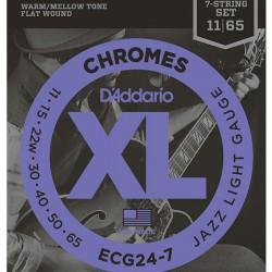 D'Addario ECG24-7