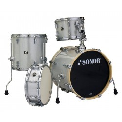 Sonor SSE 12 Bop 4-pc SP C1 Silver Galaxy Sparkle