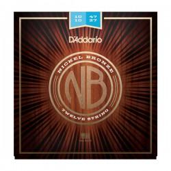 D'Addario NB1047-12