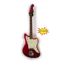 Fender Jazzmaster 62 Limited Candy Apple Red