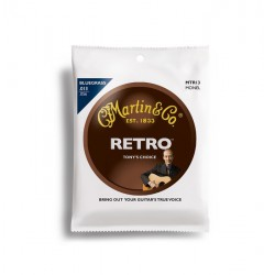 Martin Retro Guitar Strings MTR13