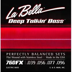 La Bella 760FX Flatwound