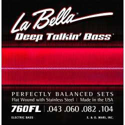 La Bella 760FL Flatwound
