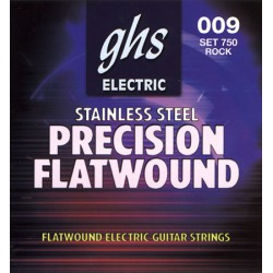 GHS Precision Flats Ultra Light 750 Set