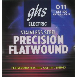 GHS Precision Flats Extra Light 800 Set