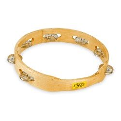 "LP CP 10"" Tambourine Single Row"