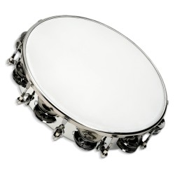 LP CP Tambourine Tunable Metal