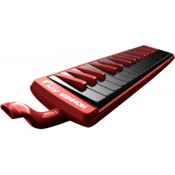 Hohner Fire Melodica Red