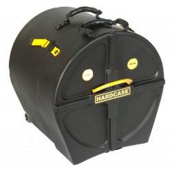 Hardcase Bass Drum Case 16""