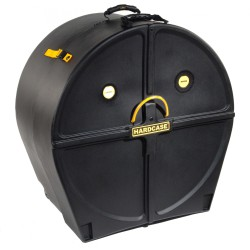 Hardcase Bass Drum Case 26""