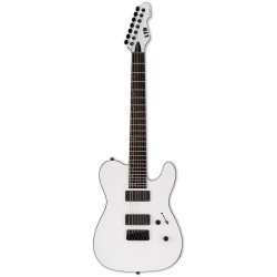 ESP LTD TE-417 Snow White Satin
