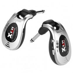 Xvive Wireless Guitar System U2 Silver