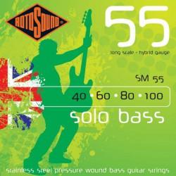 Rotosound SM55 SOLO BASS 55