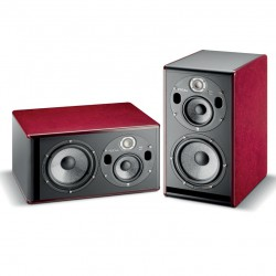 Focal Trio 6Be Red Burr Ash