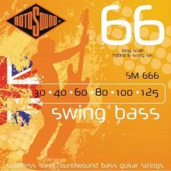 Rotosound SM666 Swing Bass 66 6 Strings Set