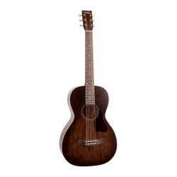 Art & Lutherie Parlor Roadhouse Bourbon Burst with E/A